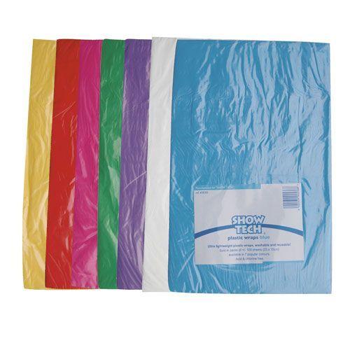 Пластиковая бумага для папильоток Show Tech Plastic Wrap