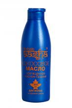 """""""Ааша"""" Масло кокосовое для волос с брахми, 100 мл"""