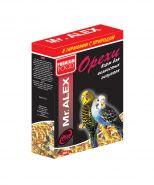 Mr. ALEX Корм для волнистых попугаев Орехи (500 г)