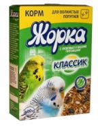 ЖОРКА HQF Корм для волнистых попугаев Классик (600 г)