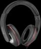 Гарнитура для смартфонов Accord 171 черный, кабель 1,2 м
