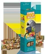 RIO Палочки для крупных попугаев с фруктами и ягодами (2*95 г)