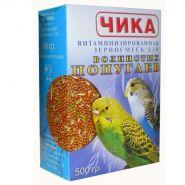Чика Корм для волнистых попугаев (500 г)