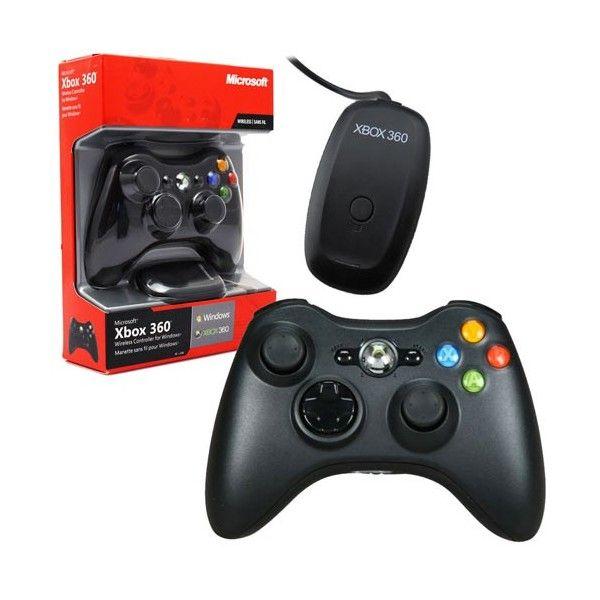 Microsoft Xbox 360 Wireless Controller + PC adaptor