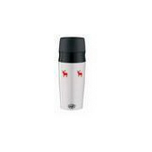 Tермокружка Alfi travelMug white/red 0,35L