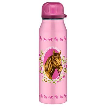 Термос-бутылочка Alfi Pferde pink 0,5L