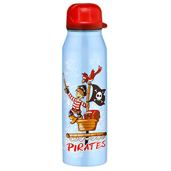 Термос-бутылочка Alfi Pirates blue 0,5L