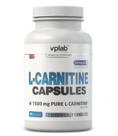 VP Laboratory L-Carnitine Caps (90 капс.)
