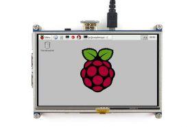 "5.0"" HDMI TFT Дисплей для Raspberry Pi"