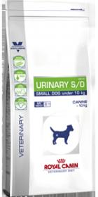 Urinary S/O Small Dog (4 кг)