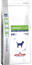 Urinary S/O Small Dog (4 кг)