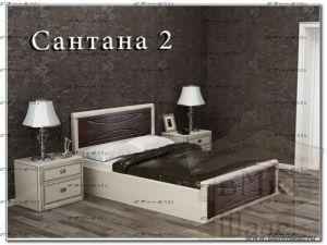 Кровать Сантана-2  (ВМК Шале)