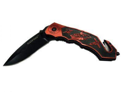 Нож складной Патриот HC-1019 с клипсой