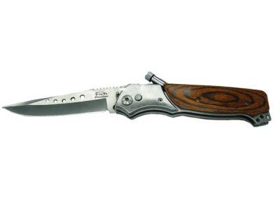 Нож складной НТ-29 с фонариком