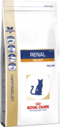 Royal Canin RENAL SELECT RSE 24 - Диета для кошек с хронической почечной недостаточностью (2 кг)