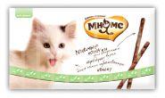 Мнямс Лакомые палочки для кошек с кроликом и уткой (10х5 г)