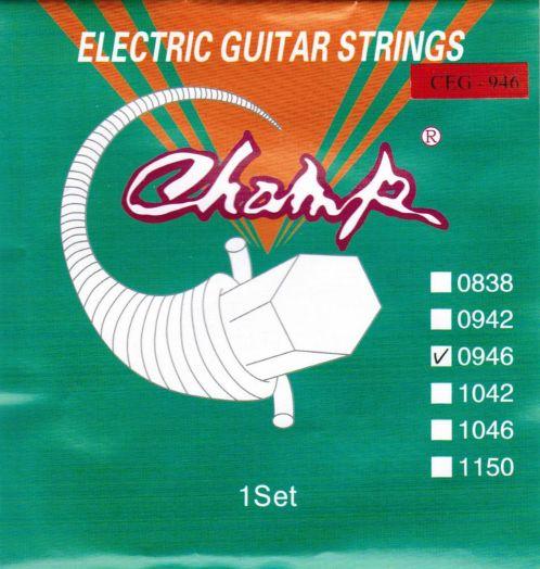 CHAMP CEG-942 (009-042) Струны для электрогитары