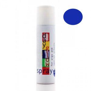 Лак для волос флуоресцентный синий
