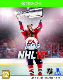 Игра NHL 16 (XBOX ONE)
