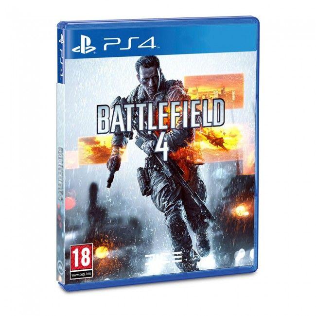 Игра Battlefield 4 (PS4)