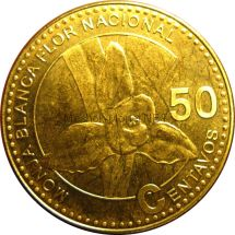 Гватемала 50 сентаво 2012 г.