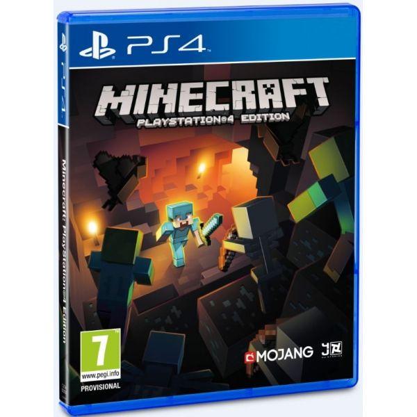 Игра Minecraft (PS4)