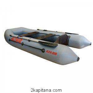 Лодка надувная ПВХ Альтаир (Altair) Alfa 300 New