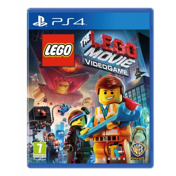 Игра Lego Movie Videogame (PS4)
