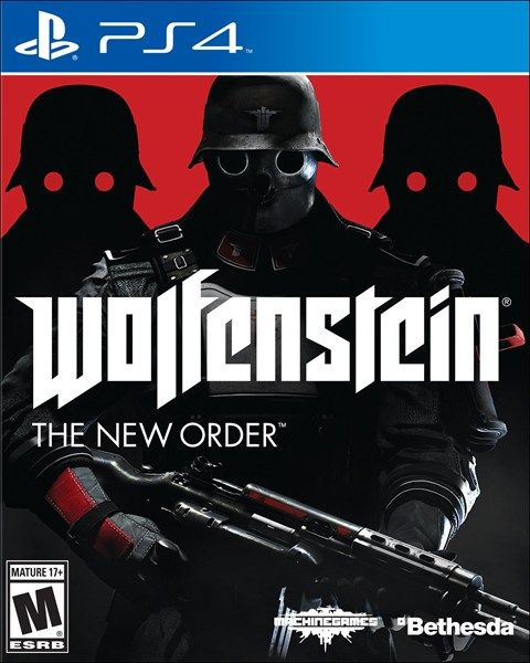 Игра Wolfenstain: the new order (PS4)
