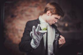 Silent hand by Sergey Koller and Sergey Selyaninov