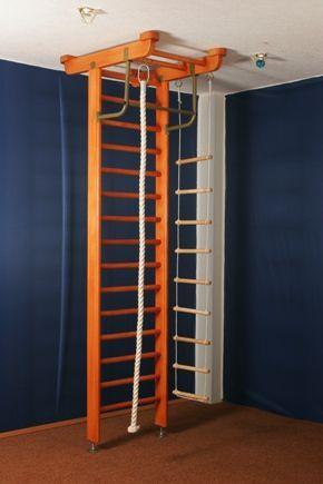 Детский спортивный комлекс ДСК-2Д.05.01, деревянный