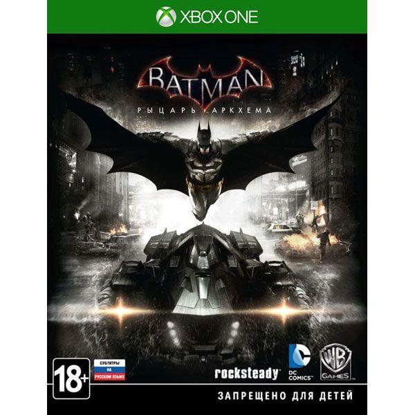 Игра Batman: Рыцарь Аркхема ( XBOX ONE)