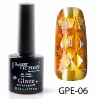 Витражный гель-лак Lady Victory GPE-06