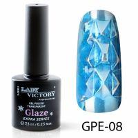Витражный гель-лак Lady Victory GPE-08