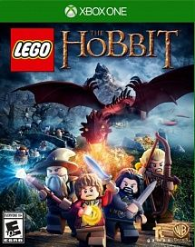 Игра Lego Хоббит | Lego The Hobbit (Xbox One) (Б/У)