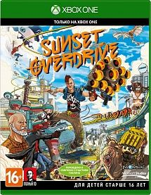 Игра Sunset Overdrive (XBOX ONE)