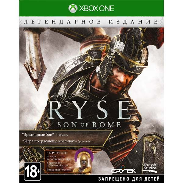 Игра Ryse: Sone of Rome Goty (XBOX ONE)