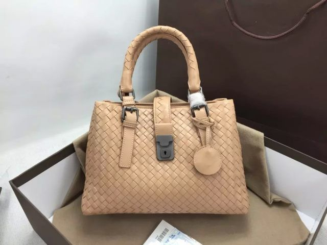 Сумка Bottega Intrecciato Leather Tote