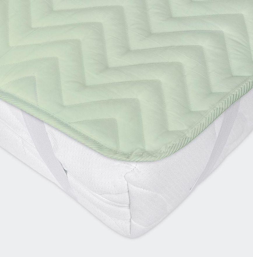 Наматрасник стеганый Cotton S4 | Вегас