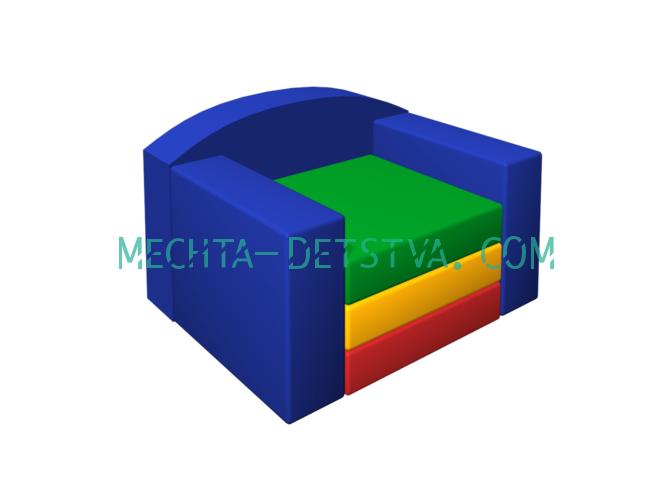 Мягкий комплекс «Кресло» ДМФ МК-06.33.00
