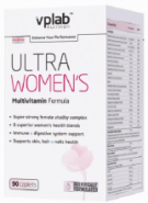 VPlab ​Ultra Women's Multivitamin Formula (90, 180 капс.)