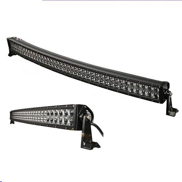 Двухрядная светодиодная LED балка 3D линза - 480W OSRAM