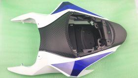задний пластик (хвост в сборе), (4 пластиковых элемента)  Suzuki  GSXR600