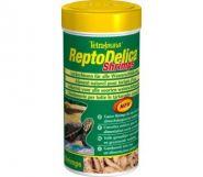 Tetra ReptoMin Delica Shrimps Корм с креветками для водяных черепах (250 мл)