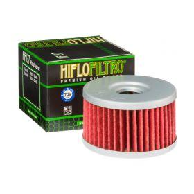 HIFLO FILTRO фильтр масляный HF137