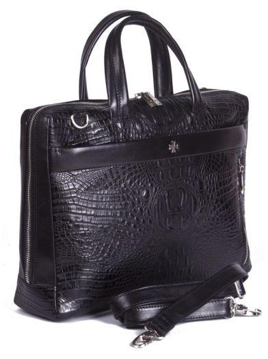 Портфель-сумка NarVin 9752-N.Bambino Black