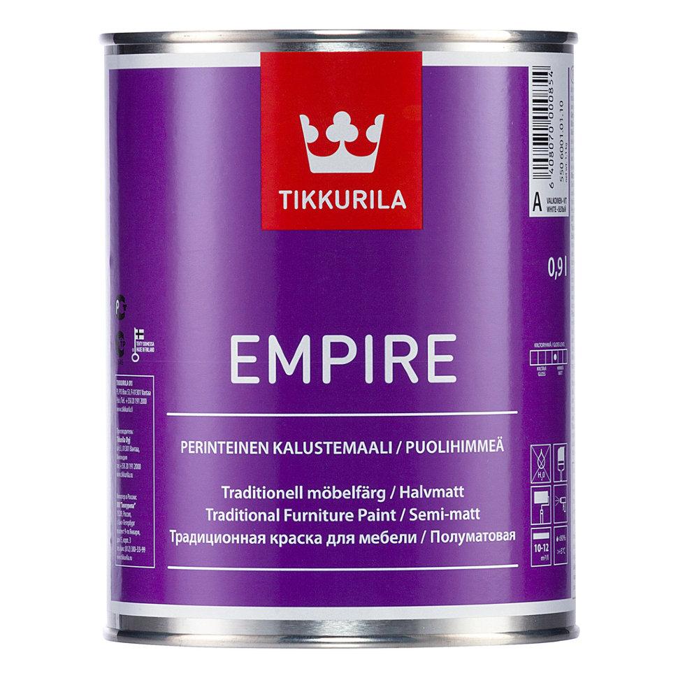 Краска для мебели TIKKURILA Empire