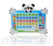 """Игрушка планшет развивающий Altacto """"Гениальная панда"""" (обучающие игры, звуки)"""