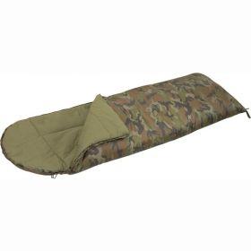 Спальный мешок  Mobula  СП 3L камуфлированный