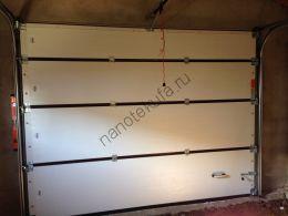Секционные гаражные ворота Алютех стандартных размеров